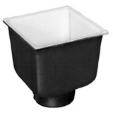 Zurn FD2378-NH2<br>8x8 A.R.E. Floor Sink<br>2in Pipe