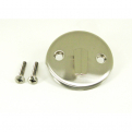 FP141SN, Face Plate w/Trip Assembly Satin Nickel Finish