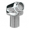 CHG K36-5000 Trough Inlet Fitting, Chrome Plated