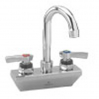 CHG KL45-4000-SE1 Wall Mount Faucet, 4'' Centers, 3.5'' Swing