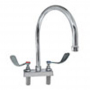CHG KL45-4101-SE4 Wall Mount Faucet, 4'' Centers 8.5'' Swing