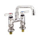 "CHG KL57-4108-SE1 Elevated Deck Mount Faucet 4"" Centers"