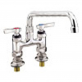 "CHG KL57-4112-SE1 Elevated Deck Mount Faucet 4""Centers"