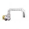 "CHG KL72-9008 Encore Low Lead Wall Mount Spout Base 8"" Spout"