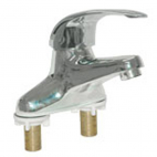 CHG KL81-4005-CE3 Single Handle Faucet, 4'' Centers, Brass Body
