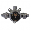 Leonard LV-10-LF-CP Single Thermostatic Water Mixing Valves, CHR