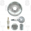 Mixet* New Style Tub & Shower Rebuild Kit -Chrome