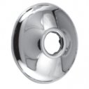 Shower Arm Flange -Chrome Plated