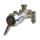 Leonard PAM-II-E Pressure Actuated Shower Valve- Exposed