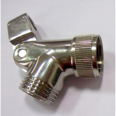 PSC478C, C/P Swivel Joint Elbow Brass 110 degree