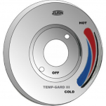 Zurn Temp-Gard III Cover Plate Kit - Chrome