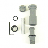 S1400, 1-4-All Tub Spout Attachment Kit