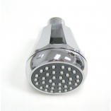 S198, Shower Head 12 SIDES ,CP Finish