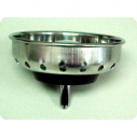 SA151-2, Basket Strainer, Stainless Steel w/C/P Post