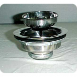 SA151, Kitchen Sink Strainer Assembly, All Stainless Steel