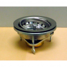 SA172, Basket Strainer w/die cast Slip joint Nut