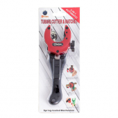 "TCR155, Tubing Cutter, 2 in one spring loaded mechanism, 1/4"" -"