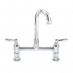 CHG TLL61-8000SE1 TOP-LINE Faucet Deck Mount Elevated Bridge