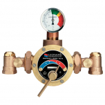 Leonard TM-5100-LF-CP EMERGENCY MIXING VALVES-Drench or combo em