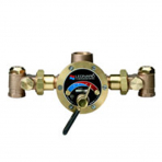Leonard TMS-50-CP INDUSTRIAL STEAM/WATER MIXING VALVES, CHROME P