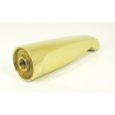 TS187PVD, Tub Spout Rear Mount Solid Brass Pol Brass PVD Finish,