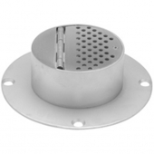 "Zurn ZS199-10-DC<br> 10"" 304 Stainless Steel Downspout Cover"
