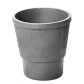 Zurn Z326-2NL-DB<br> Cast Iron Indirect Waste Funnel-Dome