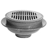 Zurn Z505-3NH-S-Y 12In Dia Heavy Duty Drain-Secondary Strainer-B