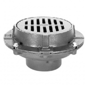 Zurn ZB508-2NH<br> 9In Dia Extra Heavy  Duty Area Drain