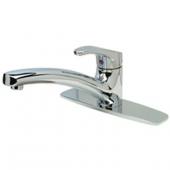 Zurn Z82300-CP8<br>AquaSpec Zurn Single Control Kitchen Faucet
