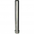 CHG E13-0244 Overflow Stainless Steel 1-1/2'' X 12''