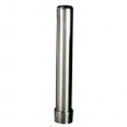 CHG E13-0242 Overflow Stainless Steel 1-1/2'' X 10''