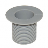 "CHG E16-3010 Drain Grey ABS 1"" IPS X 1-1/2"""