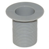 "CHG E16-3020 Drain Grey ABS 1"" IPS X 2-7/8"""