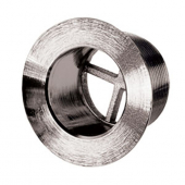 "CHG E16-4061 Drain Nickel Plated 2"" IPS X 2"""