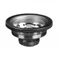 CHG E38-1012 Encore Duo Basket Drain Type 18-8 Stainless Steel