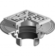 MIFAB  F1100-SSQUARE FLOOR DRAIN FOR NON-MEMBRANE FLOOR AREAS