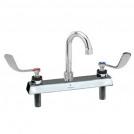 CHG KL41-8000-RE4 Encore Workboard Faucet Deck Mount