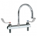 CHG KL41-8101-RE4 Encore Workboard Faucet Deck Mount
