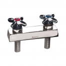 CHG KN43-4050 Concealed Mixing Valve Deck Mount