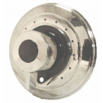 Delta* RP6046* w/Diverter Escutcheon for Ball Model RP70*Brushed
